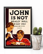 john dull  11x17 Poster lifestyle-poster-8