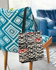 Stack Glass Tote All-over Tote aos-all-over-tote-lifestyle-front-01
