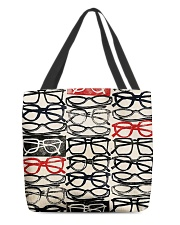 Stack Glass Tote All-over Tote back