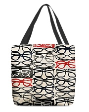 Stack Glass Tote All-over Tote front