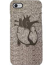 string heart  Phone Case i-phone-8-case