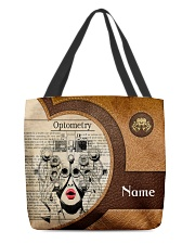 Lthr tote optometrist dvhd-nna All-over Tote front