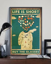 life short glasses 24x36 Poster lifestyle-poster-2