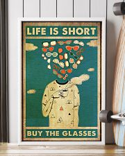 life short glasses 24x36 Poster lifestyle-poster-4