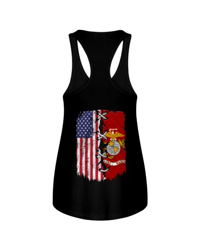 us flag marine flag