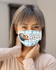 mas squad Ophthalmic Assistant  Cloth Face Mask - 3 Pack aos-face-mask-lifestyle-18