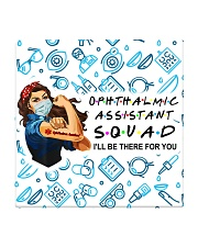 mas squad Ophthalmic Assistant  Square Coaster thumbnail