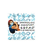 mas squad Ophthalmic Assistant  Square Magnet thumbnail