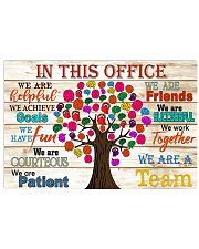 neurology this office 17x11 Poster front