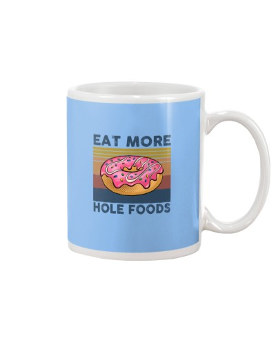 donut eat more hole food