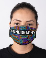 Sonography Typo mas Cloth Face Mask - 3 Pack aos-face-mask-lifestyle-01