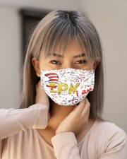 LPN I am Cloth Face Mask - 3 Pack aos-face-mask-lifestyle-18