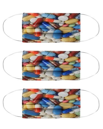 pharma pill mask