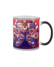 phoropter mask Color Changing Mug thumbnail