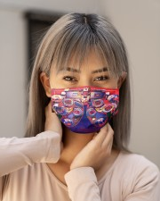 phoropter mask Cloth Face Mask - 3 Pack aos-face-mask-lifestyle-18