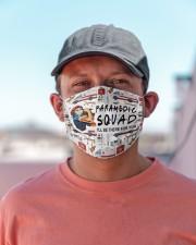 mas squad paramedic Cloth Face Mask - 3 Pack aos-face-mask-lifestyle-06