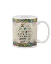 mandala mask optometrist Mug thumbnail