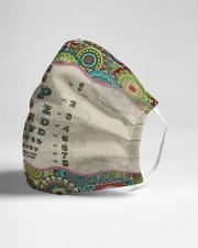 mandala mask optometrist Cloth Face Mask - 3 Pack aos-face-mask-lifestyle-21