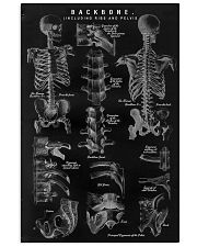 Backbone orthopedic 24x36 Poster front