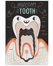 anatomy tooth anatomy bad tooth 1 11x17 Poster front