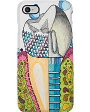dental-abstract 0905 19 Phone Case i-phone-8-case