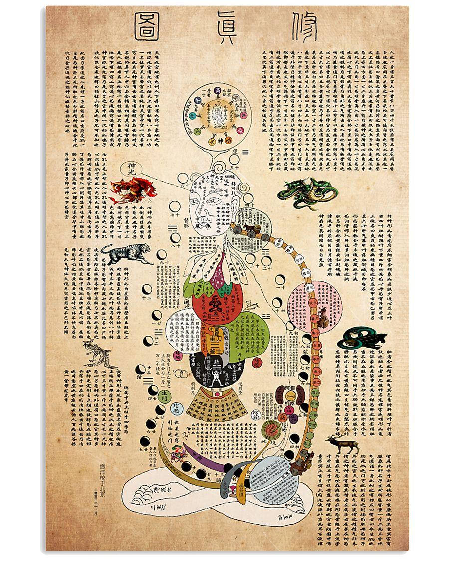 xiuzhen-tu 24x36 Poster