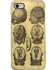Brain vintage dvhd-pml Phone Case i-phone-8-case
