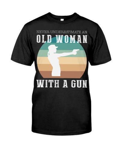 never woman gun