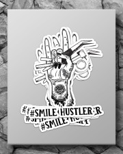 sticker smile hustler Sticker - 6 pack (Vertical) aos-sticker-6-pack-vertical-lifestyle-front-09