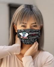 nurse storm 2020 mas Cloth Face Mask - 3 Pack aos-face-mask-lifestyle-18