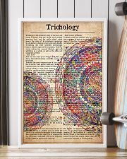 hair-text-watercolor-trichology 24x36 Poster lifestyle-poster-4