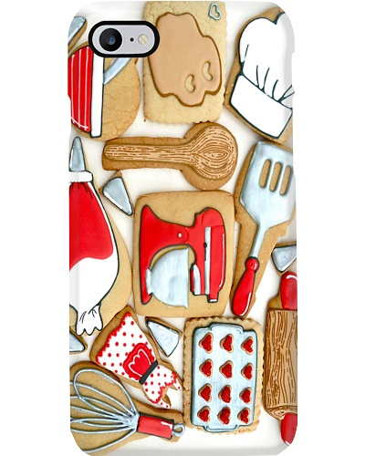 Baking Cookie Phone Case