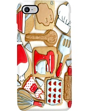 Baking Cookie Phone Case Phone Case i-phone-8-case