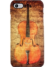 violin sheet Phone Case i-phone-8-case