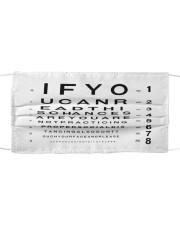 eyechart understand  Mask tile