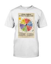 tcm circadian clock dvhd 4ad nna Classic T-Shirt thumbnail