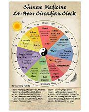 tcm circadian clock dvhd 4ad nna Vertical Poster tile