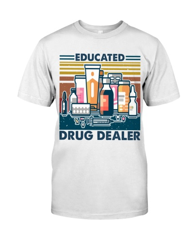 pharmacy educated