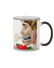 dentistry abstract Color Changing Mug thumbnail