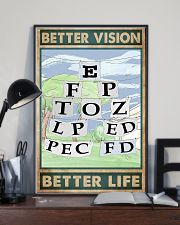 eye chart 24x36 Poster lifestyle-poster-2