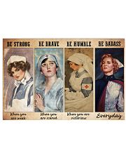 nurse be strong dvhd ntv 36x24 Poster front