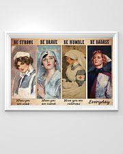 nurse be strong dvhd ntv 36x24 Poster poster-landscape-36x24-lifestyle-02