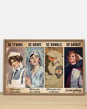 nurse be strong dvhd ntv 36x24 Poster poster-landscape-36x24-lifestyle-03