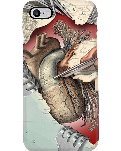 heart surgery map