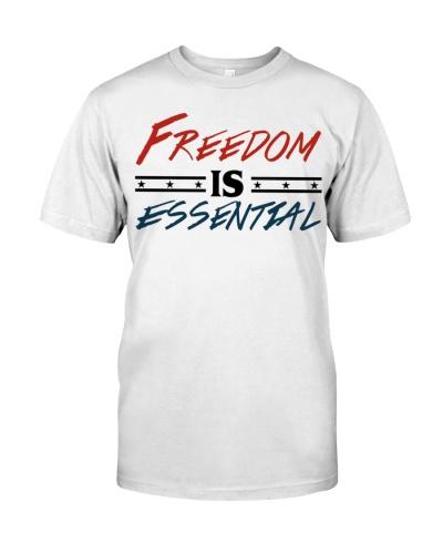 veteran freedom is essential