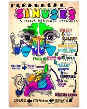 sinus doodle 11x17 Poster front