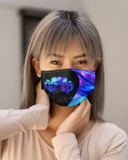neon mask optometrist Cloth Face Mask - 3 Pack aos-face-mask-lifestyle-18