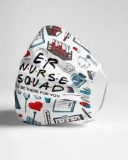 mas squad ER nurse Cloth Face Mask - 3 Pack aos-face-mask-lifestyle-21