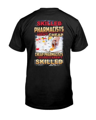 Skilled Pharmacists aren't Cheap