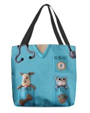 tote Vet Tech All-over Tote back
